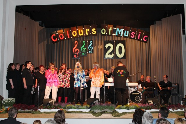 20 Jahre Colours of Music