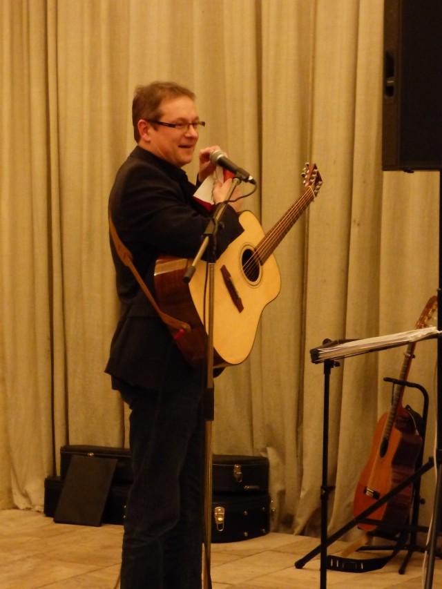 Der singende Pfarrer