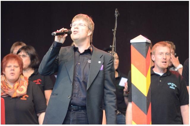 Liedermacher Vogt
